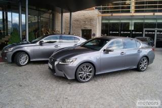 Presentación Internacional Lexus GS 450h Foto 31