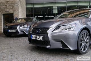 Presentación Internacional Lexus GS 450h Foto 32