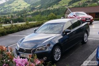 Presentación Internacional Lexus GS 450h Foto 33