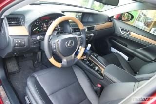 Presentación Internacional Lexus GS 450h Foto 36