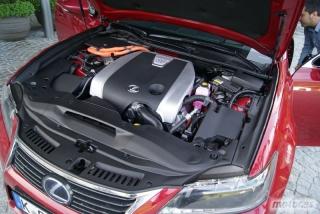 Presentación Internacional Lexus GS 450h Foto 41