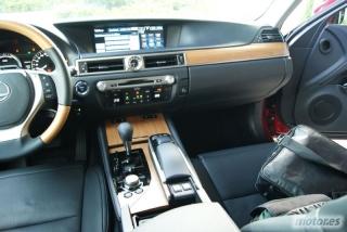 Presentación Internacional Lexus GS 450h Foto 45