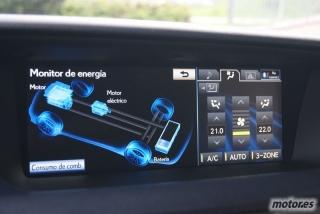 Presentación Internacional Lexus GS 450h Foto 46