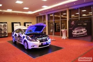 Presentación Internacional Lexus GS 450h Foto 48