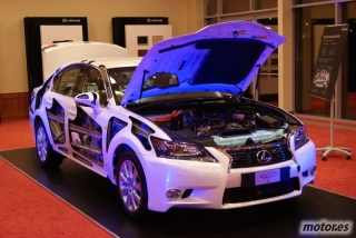 Presentación Internacional Lexus GS 450h Foto 49