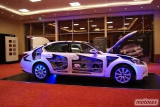 Presentación Internacional Lexus GS 450h Foto 5