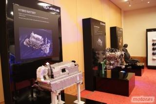 Presentación Internacional Lexus GS 450h Foto 50