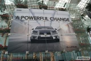 Presentación Internacional Lexus GS 450h Foto 6