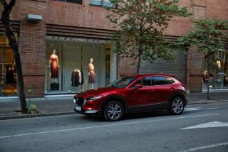 Presentación Mazda CX-30 Skyactiv Foto 16
