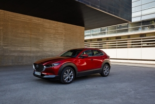 Presentación Mazda CX-30 Skyactiv Foto 18