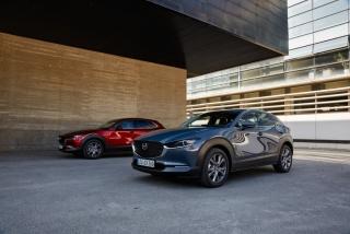 Presentación Mazda CX-30 Skyactiv Foto 20