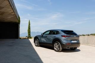 Presentación Mazda CX-30 Skyactiv Foto 49
