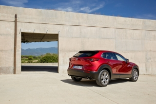 Presentación Mazda CX-30 Skyactiv Foto 50