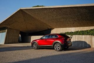 Presentación Mazda CX-30 Skyactiv Foto 61