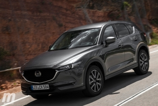Presentación Mazda CX-5 2017 - Foto 5