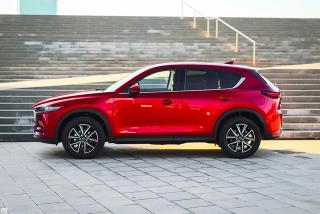 Presentación Mazda CX-5 2017 Foto 45