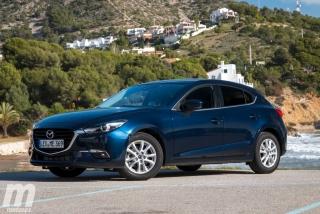 Foto 1 - Fotos presentación Mazda3 2017