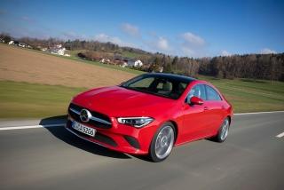 Presentación Mercedes CLA Coupé 2019 - Foto 1