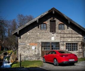 Presentación Mercedes CLA Coupé 2019 - Foto 3