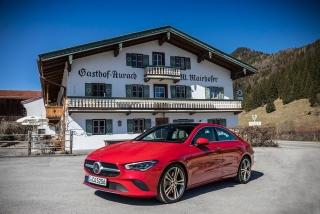 Presentación Mercedes CLA Coupé 2019 - Foto 4