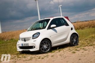 Foto 2 - Presentación nueva gama Smart Brabus