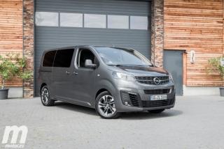 Foto 1 - Presentación Opel Zafira Life 2020