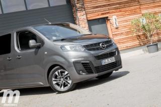 Foto 3 - Presentación Opel Zafira Life 2020
