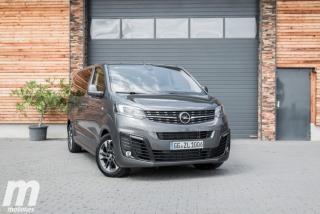 Presentación Opel Zafira Life 2020 Foto 4