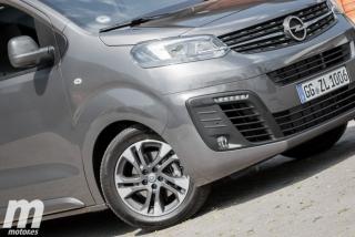 Presentación Opel Zafira Life 2020 Foto 6