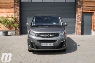 Presentación Opel Zafira Life 2020 Foto 8