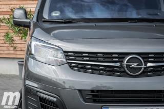 Presentación Opel Zafira Life 2020 Foto 12
