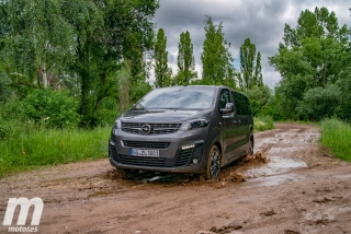 Presentación Opel Zafira Life 2020 Foto 13
