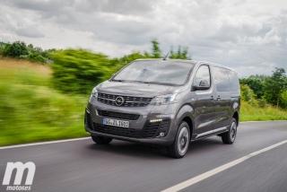 Presentación Opel Zafira Life 2020 Foto 14