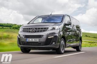 Presentación Opel Zafira Life 2020 Foto 16
