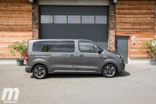 Presentación Opel Zafira Life 2020 Foto 17
