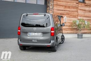 Presentación Opel Zafira Life 2020 Foto 22