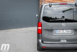 Presentación Opel Zafira Life 2020 Foto 26