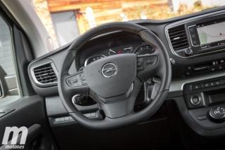 Presentación Opel Zafira Life 2020 Foto 33