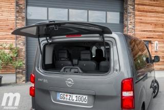 Presentación Opel Zafira Life 2020 Foto 58