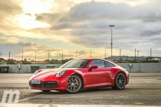 Foto 1 - Presentación Porsche 911 992