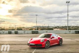 Foto 2 - Presentación Porsche 911 992