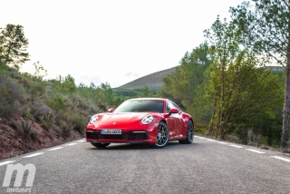 Presentación Porsche 911 992 - Foto 4