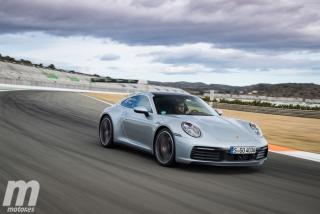 Presentación Porsche 911 992 Foto 10
