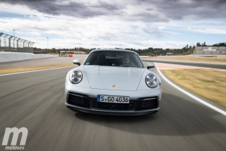 Presentación Porsche 911 992 Foto 11