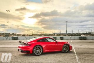 Presentación Porsche 911 992 Foto 12