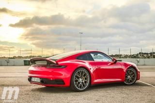 Presentación Porsche 911 992 Foto 13