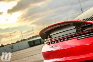 Presentación Porsche 911 992 Foto 14