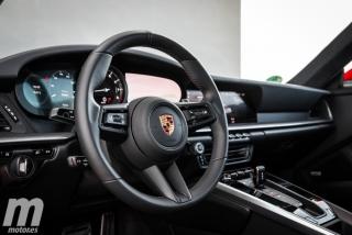 Presentación Porsche 911 992 Foto 28