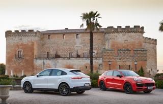 Foto 3 - Presentación Porsche Cayenne Coupé