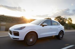 Presentación Porsche Cayenne Coupé Foto 15